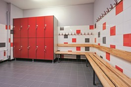 Multiple-lockers