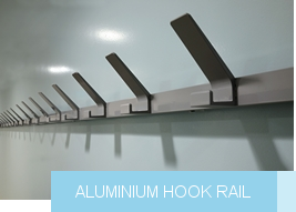 Aluminium door jackets